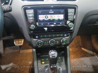 Skoda Octavia RS 2.0 TSI 162kW