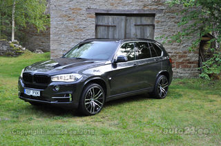 BMW X5 INDIVIDUAL Pure Excellence 3.0 190kW