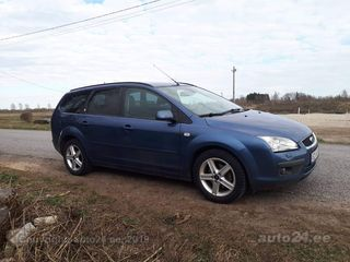 Ford Focus Chia 1.6 85kW