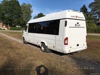 Mercedes-Benz Sprinter 416 Proline Vip 2.7 117kW