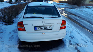 Opel Astra 1.6 55kW