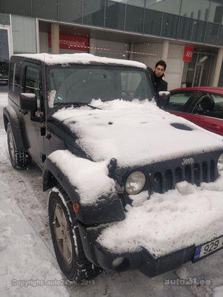 Jeep Wrangler 2.8 130kW
