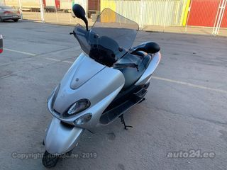 Yamaha Majesty 125 8kW