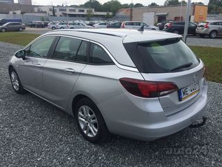 Opel Astra 1.6 81kW