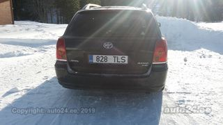Toyota Avensis D4-D 2.2 130kW
