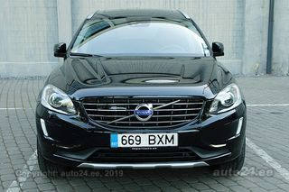 Volvo XC60 AWD SUMMUM INTELLI SECURITY WINTER PRO MY14 2.4 D5 158kW