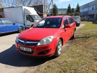 Opel Astra 1.9 74kW
