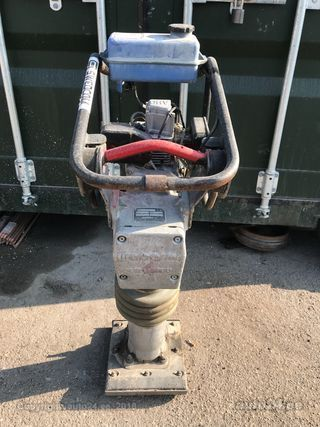 WEBER SRV60 TAMPER 66KG 2kW