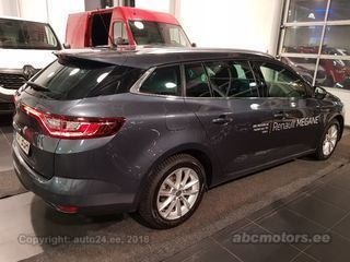Renault Megane LIMITED 1.2 TCe R4 97kW