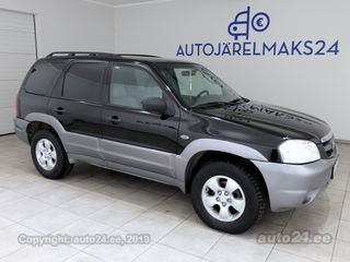 Mazda Tribute Luxury ATM 3.0 145kW