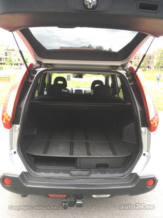 Nissan X-Trail T31 2.0 110kW