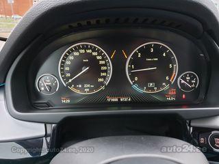 BMW X5 F15 3.0 R6 TWIN POWER TURBO 190kW