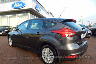 Ford Focus 1.6 77kW