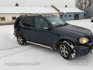 Mercedes-Benz ML 270 Facelift 2.7 CDI 120kW