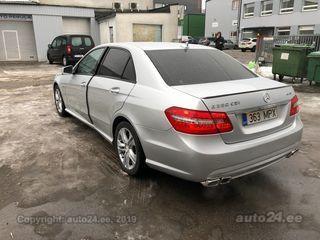 Mercedes-Benz E 350 CDI 4MATIC 3.0 195kW
