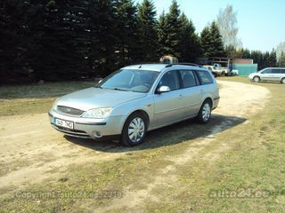 Ford Mondeo Ghia 2.0 96kW