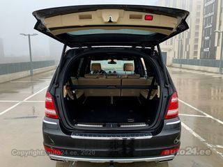 Mercedes-Benz GL 450 4.0 225kW