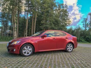 Lexus IS 250 2.5 153kW
