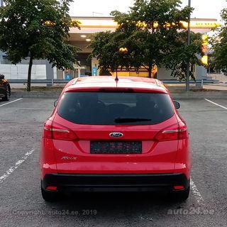 Ford Focus Titanium 1.5 TDCI 88kW
