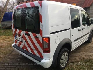 Ford Tourneo Connect  PTZ 66kW