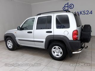 Jeep Cherokee Comfort ATM 2.8 110kW