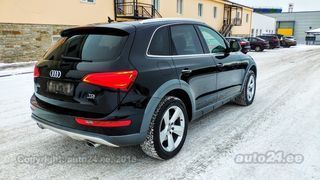 Audi Q5 Quattro Exclusive Off-Road 3.0 190kW