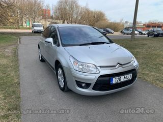 Citroen C4 Facelift executive 1.6 103kW