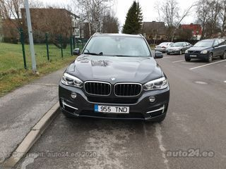 BMW X5 F15 3.0 R6 TWIN POWER TURBO 190kW