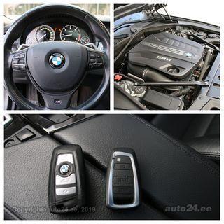 BMW 530 xDrive Touring 3.0 190kW