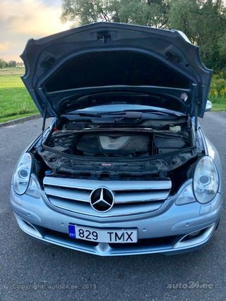 Mercedes-Benz R 320 4 MATIC SPORT PACK 7G-TRONIC AIRMATIC 3.0 CDI 165kW