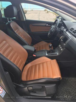 Volkswagen Passat B7 1.4 110kW