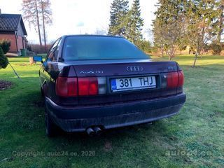 Audi 80 2.8 V6 128kW