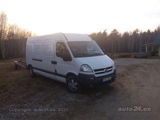 Opel Movano 2.5 88kW