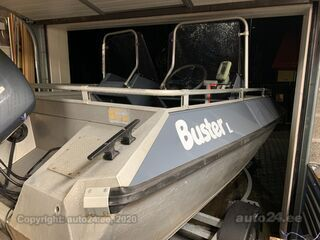 Buster L 50 hp