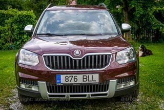 Skoda Yeti Outdoor Ambition 1.2 TSI 77kW