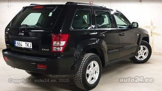 Jeep Grand Cherokee CRD Quadra-Drive Facelift 3.0 160kW