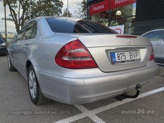 Mercedes-Benz E 200 CDI 2.1 90kW
