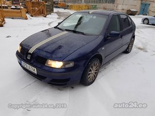 SEAT Leon 1.6 74kW