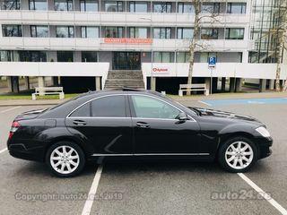 Mercedes-Benz S 320 3.0 Cdi 173kW