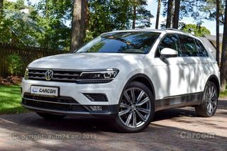 Volkswagen Tiguan Executive GT 4Motion Winter MY 2018 2.0 TDI 140kW