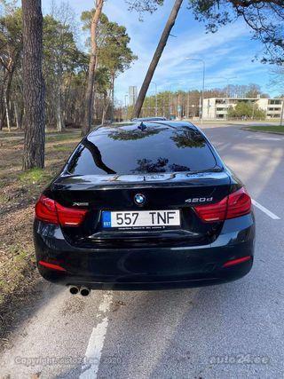 BMW 420 d Gran Coupe xDrive 2.0 140kW