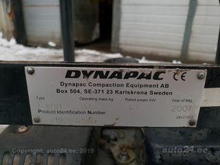 Dynapac LX90 Honda GX160 4kW