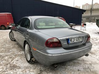 Jaguar S-Type EXECUTIVE 2.7 V6 TDI 152kW