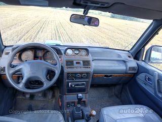Mitsubishi Pajero 2.8 92kW
