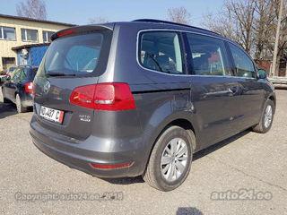Volkswagen Sharan 2.0 130kW