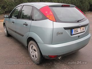 Ford Focus 1.8 i r4 85kW