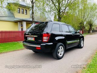 Jeep Grand Cherokee Limited Edition 3.0 160kW