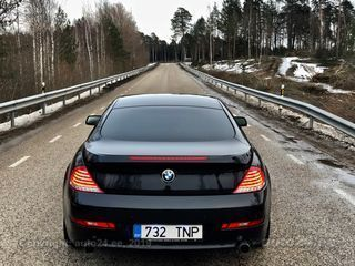 BMW 635 Facelift 3.0 210kW