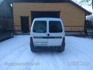 Citroen Berlingo M*KFW 1.4 55kW