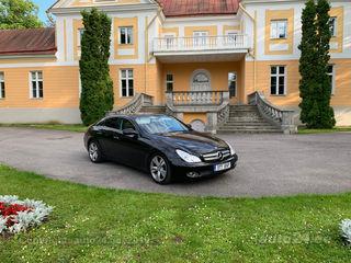 Mercedes-Benz CLS 320 Facelift 3.0 V6 165kW